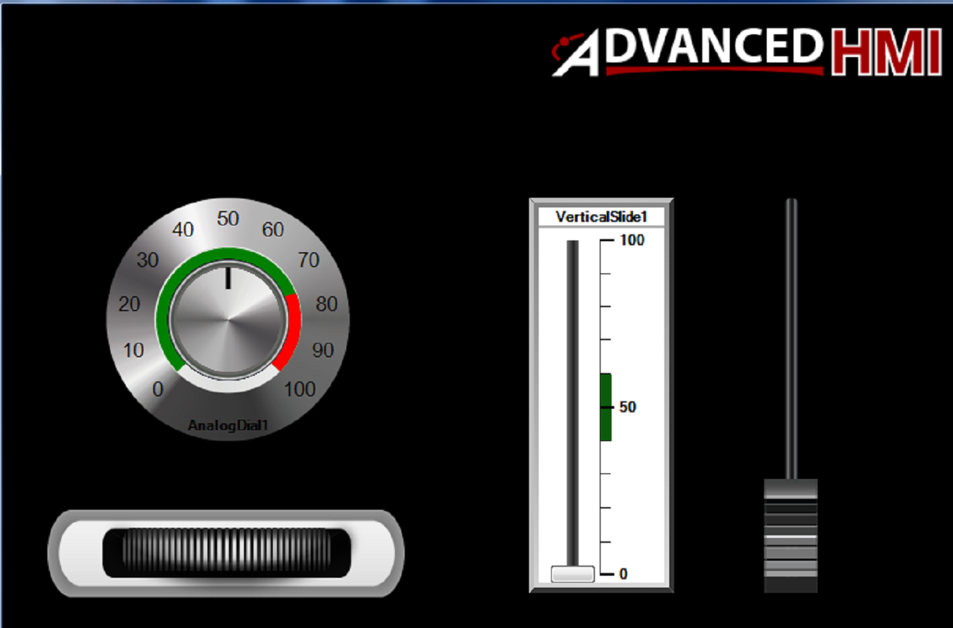 HMI Software by AdvancedHMI, Solution to Monitor and Control PLC Data