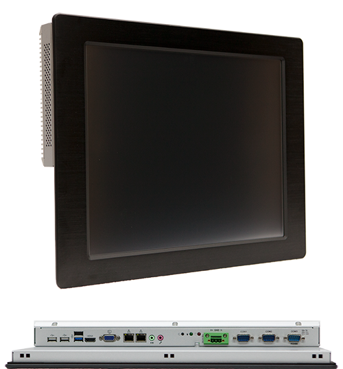"17"" Industrial Panel PC With Windows"